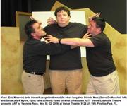 'ART' the play by Yasmina Reza