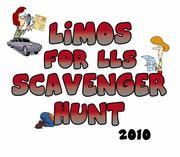 Charity Event: Limousine Scavenger Hunt