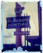Orlando Landmarks: Photo Transfers by Barbara Ery