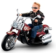 Ride and Party - BIKERS Against Child Abuse