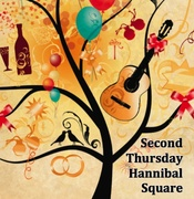 Second Thursday's at Hannibal Square in Winter Park
