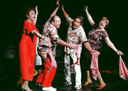 AIN'T RETIREMENT GRAND!  Final Local Performances before Off-Broadway Production