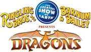 Ringling Bros. is coming to Orlando with their new show DRAGONS in Orlando and I have a COUPON code to share!!