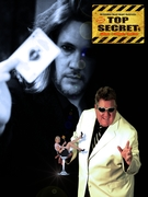TOP SECRETs MAGIC THEATER- VIP MAGIC SHOW!!!