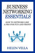 Profit by Networking Like a Pro
