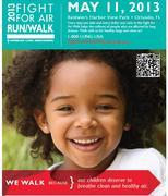 American Lung Association - Fight for Air Run/Walk