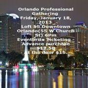 Orlando Professional Gathering