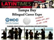 Tampa Bay Bilingual Career Expo!