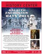 Galactic Encounter Days