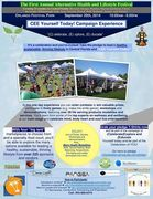 First Annual Alternative health and Lifestyle Festival