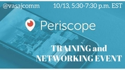 Learn How to Monetize Your Business Using PERISCOPE Networking Event