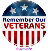 Veterans Day Dinner with VIP Hour and Presentations