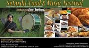 Sefardic Food & Music Festival