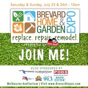 Brevard Home & Garden Expo presented by Sleepy Heads Furniture Store