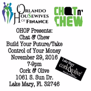 Free - Financial Chat & Chew Event in Lake Mary, FL