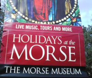 Holiday Friday Nights at the Morse Museum in Winter Park