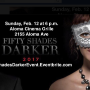 Private Screening: 50 Shades Darker