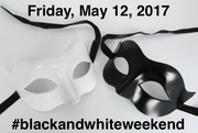 8th Annual Black and White Weekend (Masquerade Edition)