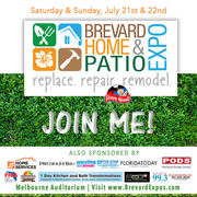 Brevard Home & Patio Expo presented by Sleepy Heads Furniture Store & All American Solar