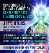 The Conference for Consciousnesss and Human Evolution