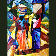 Everett Spruill Exhibits @ the 23rd Annual Lakemary - Heathrow Festival for the Arts