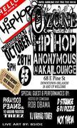 Hip Hop Anonymous @ AKA Lounge
