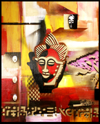 """""""The Art of Everett Spruill : A Tribute to the African Muse"""""""