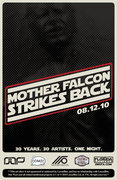 Mother Falcon Strikes Back: 30 Years. 30 Artists. One Night.