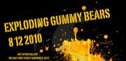 Exploding Gummy Bears