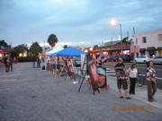 Call For Artists for the 1st Fridays Art Stroll of Ivanhoe Village