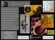 """""""Modern Art"""" show"""