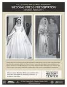 Collections Management Workshop: Wedding Dress Preservation
