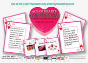 Ace of Hearts Pre-Valentine's Soiree