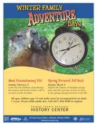 Family Adventure Day: Spring Forward, Fall Back