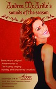 Andrea McArdle's Sounds of the Sesason