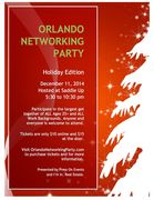 Orlando Networking Party: Holiday Edition