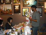 """"""" Gifts """" A Young Artists Group Workshop With Tr3"""