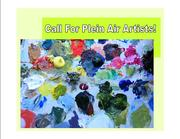 Call for Artists: The Winter Park Paint Out