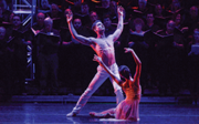 Carmina Burana, produced by Orlando Ballet with Bach Festival Society of Winter Park