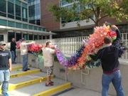 Volunteers Needed This Saturday: Installation at Orange County Admin.