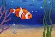 Kids Acrylic Painting Class