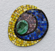 Exterior Mosaics: 2-D and Layered Bas Relief Projects with Bonnie Fitzgerald