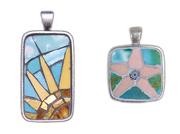 Denwar Tile Mosaic Jewelry with Karen Sasine
