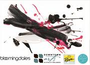 Bloomingdale's Fitting Room Mural Project Kickoff Party