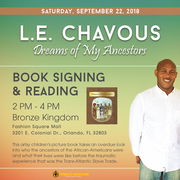 Dreams of My Ancestors - Children's Book Reading and Signing