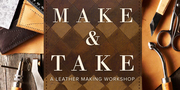 Make and Take: Leather Workshop with Yaa Rivera
