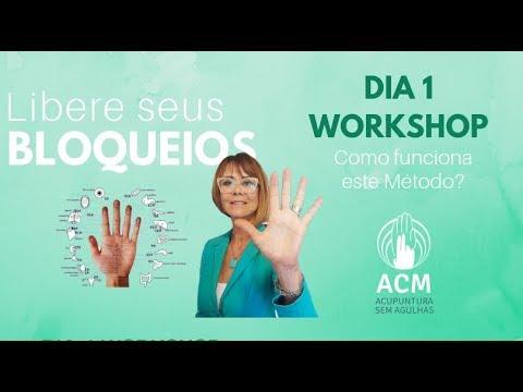 Workshop Libere Seus Bloqueios  Dia 1