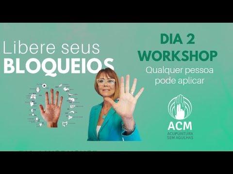 Workshop Libere seus Bloqueios dia 2