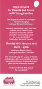 The Future of Teddington Memorial Hospital - Drop In Event For Parents - Monday 16th January
