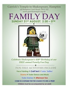 Family Fun Day at Garrick's Temple